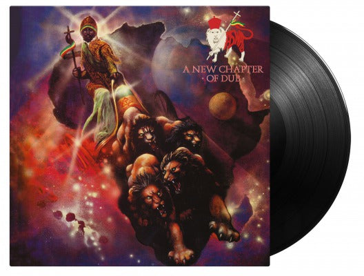 A NEW CHAPTER OF DUB (BLACK) by ASWAD Vinyl LP  MOVLP2778