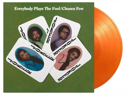 EVERYBODY PLAYS THE FOOL (COLOURED) by CHOSEN FEW Vinyl LP  MOVLP2774C
