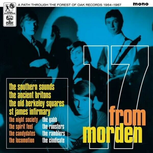 17 FROM MORDEN – A Path Through The Forest Of OAK Records 1964 – 1967 VINYL LP   pre order