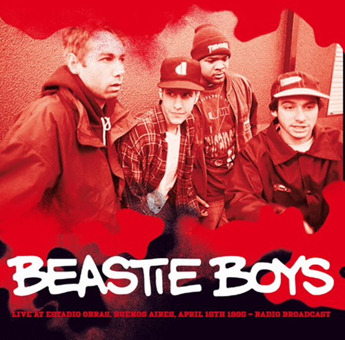 BEASTIE BOYS Live at Estadio Obras, Buenos Aires, APRIL 15TH 1995 VINYL LP   MIND741   pre order