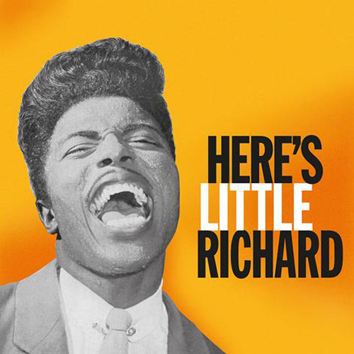 Little Richard - Here's Little Richard vinyl lp fox043