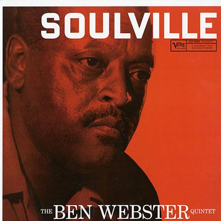 Ben Webster Quintet - Soulville  (Mono Version)  (180G 45RPM) AVRJ 8274-45 Analogue Productions (Verve)