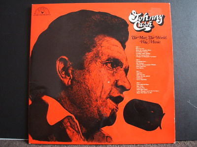 johnny cash the man the world his music sun records dbl