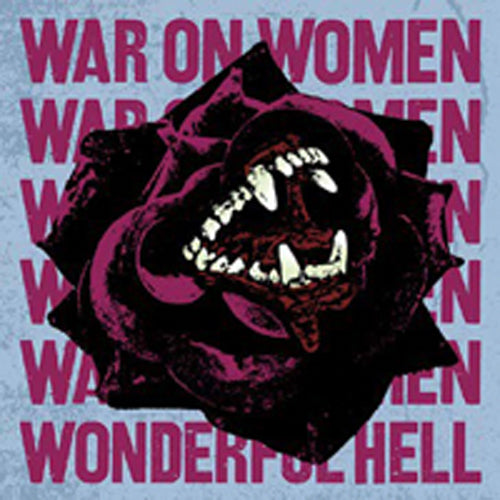 WONDERFUL HELL (BONE WHITE VINYL) by WAR ON WOMEN Vinyl LP B9R269