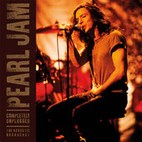 COMPLETELY UNPLUGGED (RED VINYL)  by PEARL JAM  Vinyl Double Album  BAU005LP