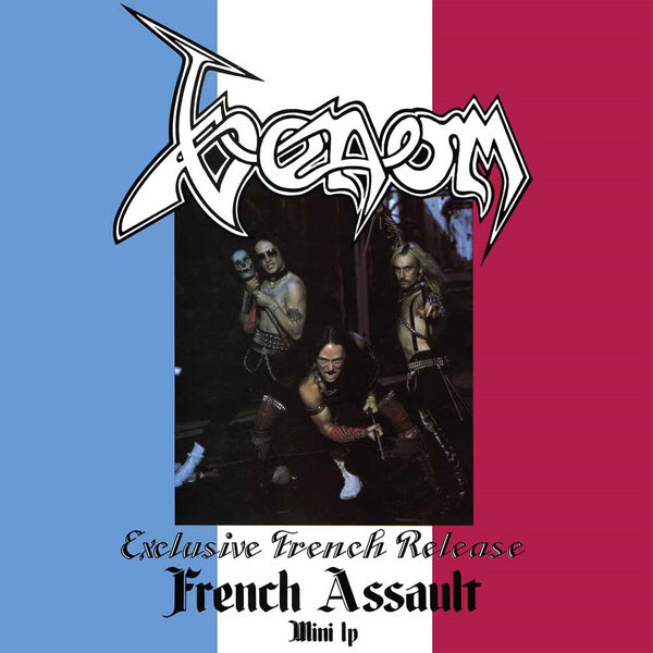 FRENCH ASSAULT by VENOM Vinyl LP  BOBV521LP
