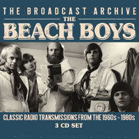 THE BROADCAST ARCHIVE (3CD)  by BEACH BOYS, THE  Compact Disc - 3 CD Box Set  BSCD6073