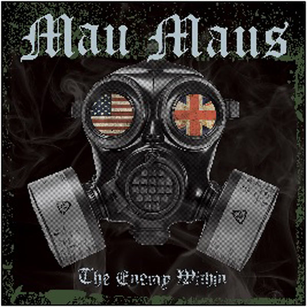 THE ENEMY WITHIN (LP+CD) by MAU MAUS Vinyl LP  BTRC12147