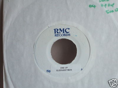 "elephant man  one up rmc records 7 "" single import??"