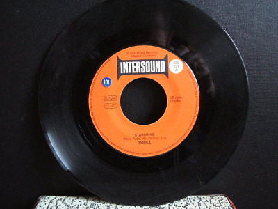"troll  starshine  german intersound  7""  iss121  vg"
