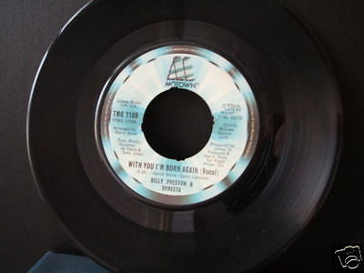 billy preston syreeta with you i'm born again uk motown