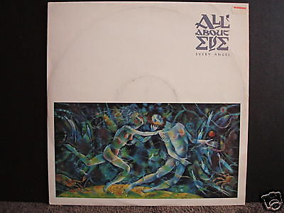 all about eve  every angel  1988 uk gothic pop rock 12""