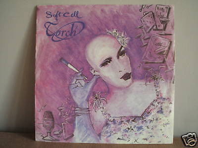 soft cell  torch  1982 uk some bizzare 45 bzs 9 ex ex