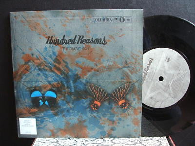 "hundred reason's   what you get   2004 uk 7"" ex ex"