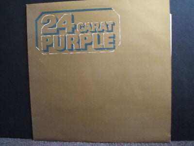 deep purple 24 carat purple 1970's compilation tpsm2002