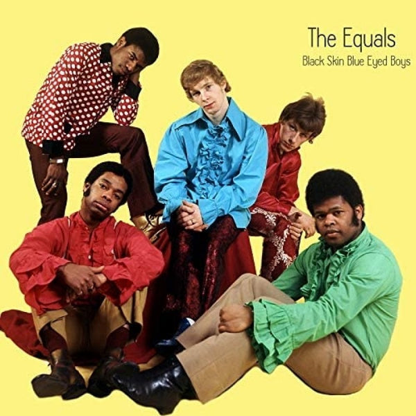 BLACK SKIN BLUE EYED BOYS by EQUALS, THE Compact Disc  CANTCD2