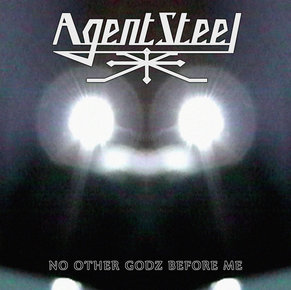 NO OTHER GODZ BEFORE ME by AGENT STEEL Vinyl Double Album  BOBV787LP
