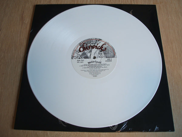 motorhead - motorhead 2017 Vinyl, LP, Limited Edition, Reissue, White