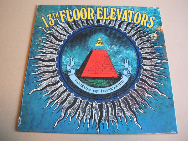 13th Floor Elevators - Rockius Of Levitatum Vinyl, LP, Compilation