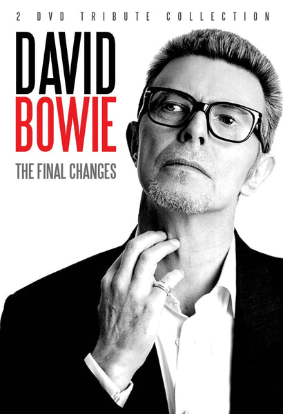 THE FINAL CHANGES (2DVD)  by DAVID BOWIE  DVD  DVDIS065