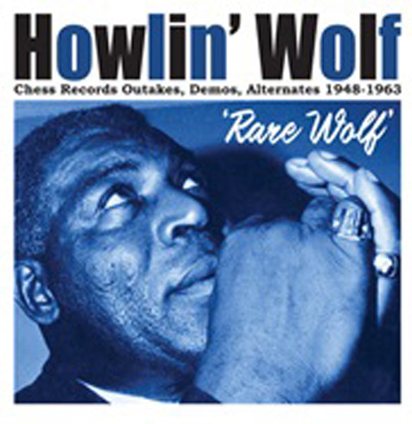 RARE WOLF 1948 TO 1963 (2CD) by HOWLIN' WOLF Compact Disc Double  FLOATM6408