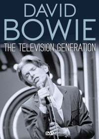 THE TELEVISION GENERATION  by DAVID BOWIE  DVD  GFRDVD017