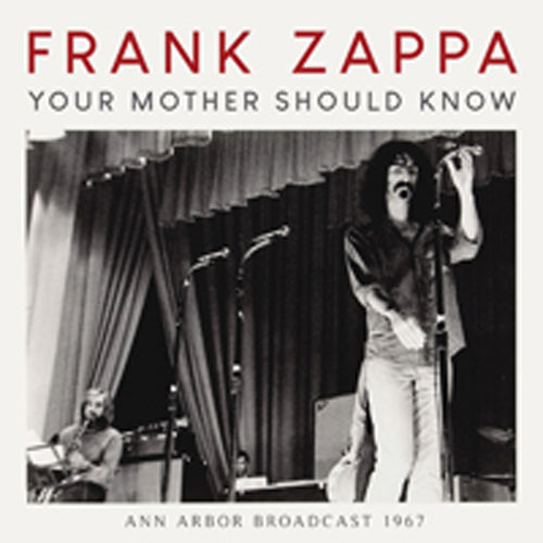 YOUR MOTHER SHOULD KNOW by FRANK ZAPPA Compact Disc GOSS040