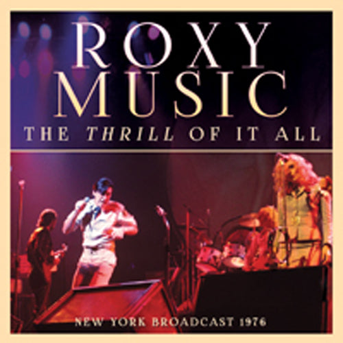 THE THRILL OF IT ALL by ROXY MUSIC Compact Disc GOSS041