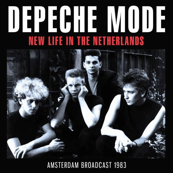 NEW LIFE IN THE NETHERLANDS  by DEPECHE MODE  Compact Disc  GSF047