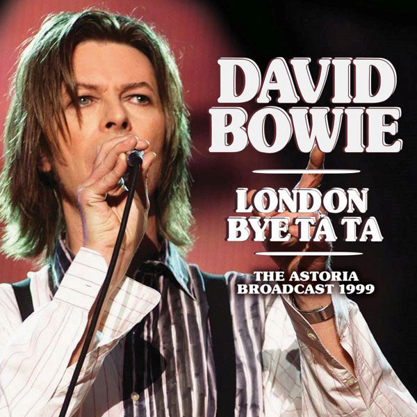 LONDON BYE TA TA by DAVID BOWIE Compact Disc  GSF058
