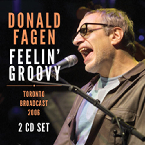 FEELIN' GROOVY (2CD) by DONALD FAGEN Compact Disc Double GSF2CD052