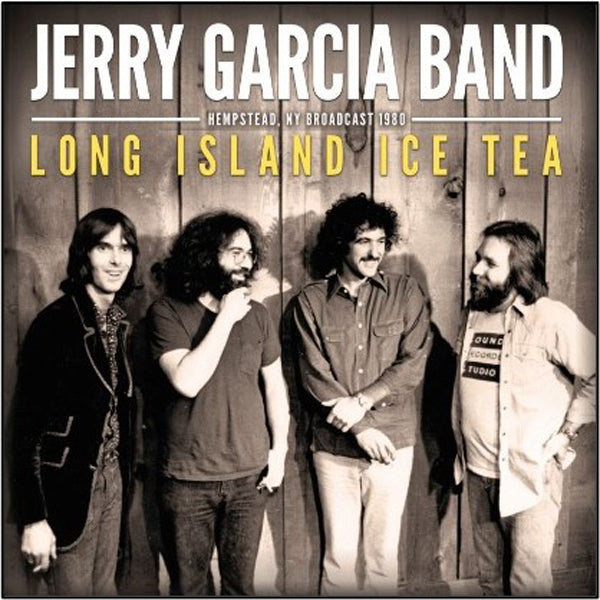 LONG ISLAND ICE TEA by JERRY GARCIA BAND Compact Disc  HB033