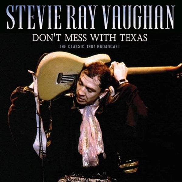 DON'T MESS WITH TEXAS by STEVIE RAY VAUGHAN Compact Disc  HB048