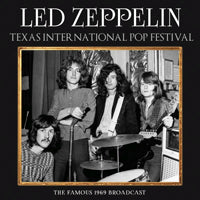 TEXAS INTERNATIONAL POP FESTIVAL  by LED ZEPPELIN  Compact Disc  HB056