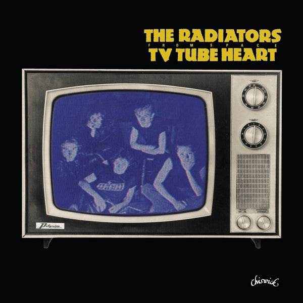 "TV TUBE HEART by RADIATORS, THE Vinyl 10""  HIQLP79"