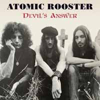 DEVIL`S ANSWER  by ATOMIC ROOSTER  Compact Disc  HST436CD