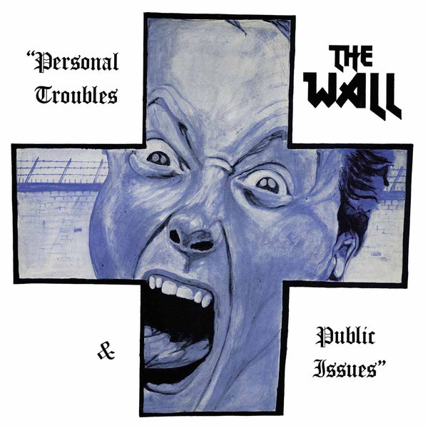 PERSONAL TROUBLES & PUBLIC ISSUES by WALL, THE Vinyl LP  LETV476LP