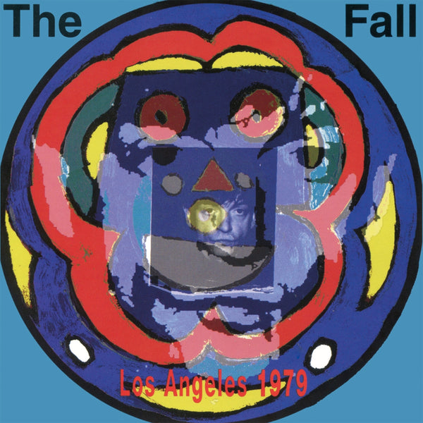 LIVE FROM THE VAULTS - LOS ANGELES 1979 by FALL, THE Vinyl Double Album  LETV577LP
