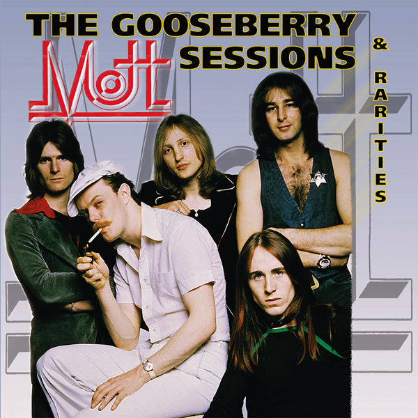 GOOSEBERRY SESSIONS by MOTT Vinyl Double Album  LETV600LP