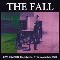 LIVE AT MOHO MANCHESTER 2009 by FALL, THE Vinyl Double Album  LETV609LP