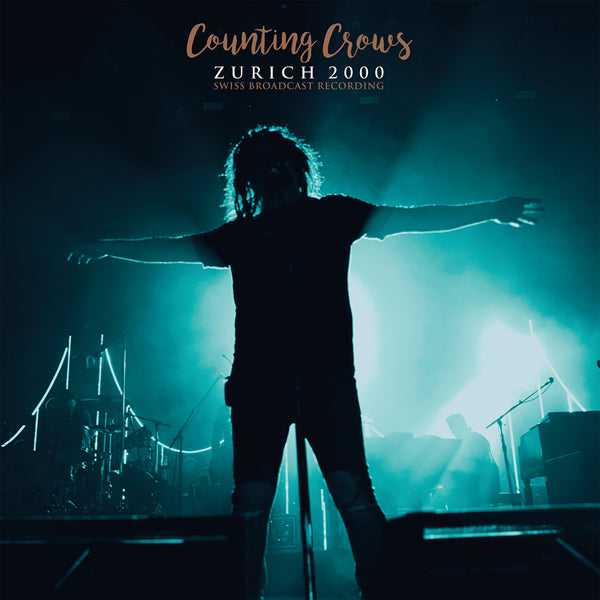 ZURICH 2000 by COUNTING CROWS Vinyl Double Album  MIW003
