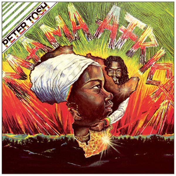 MAMA AFRICA (COLOURED) by PETER TOSH Vinyl LP  MOVLP1414C