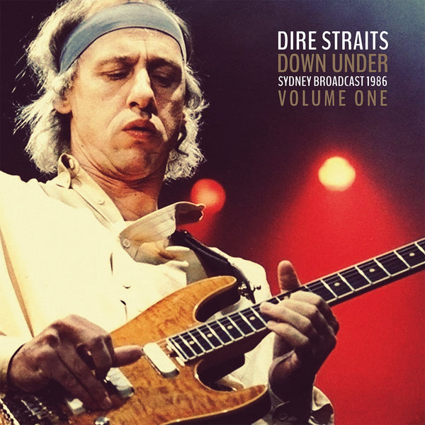 DOWN UNDER VOL.1 by DIRE STRAITS Vinyl Double Album  OTS001