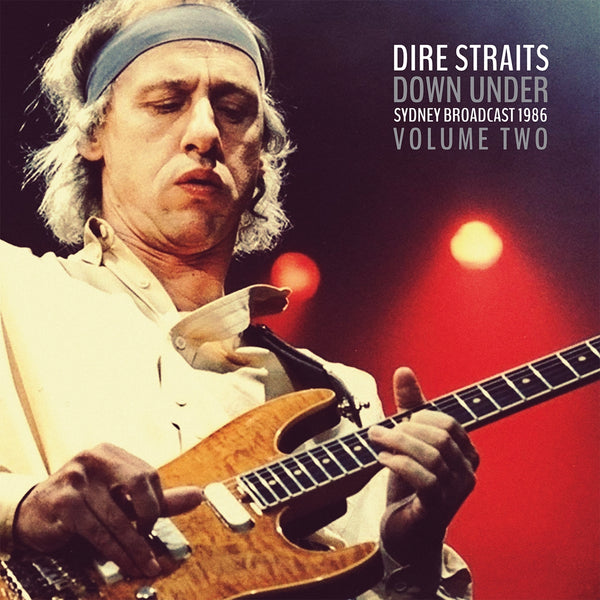 DOWN UNDER VOL.2 by DIRE STRAITS Vinyl Double Album  OTS008