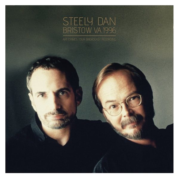 BRISTOW, VA 1996  by STEELY DAN  Vinyl Double Album  PARA028LP