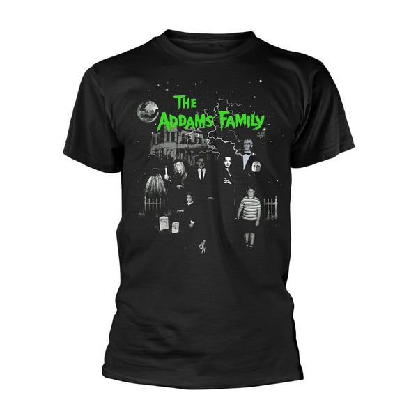 ADDAMS FAMILY HOUSE  by ADDAMS FAMILY, THE  T-Shirt