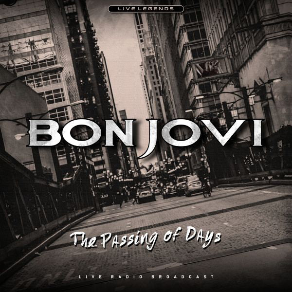 THE PASSING OF DAYS by BON JOVI Vinyl LP  PHR1022