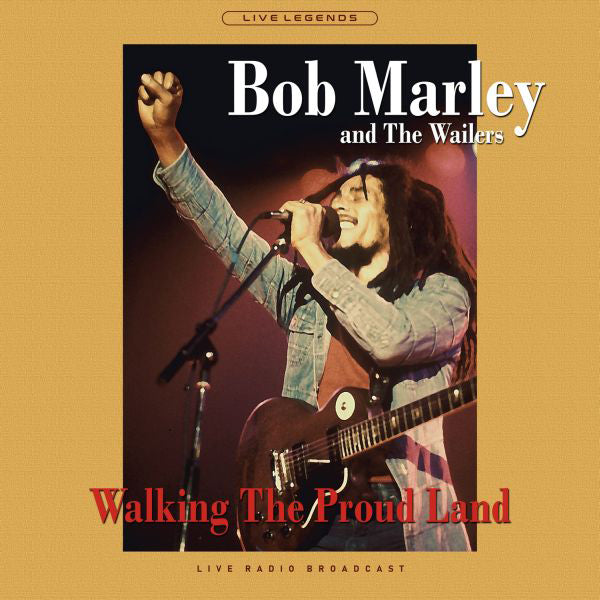 WALKING THE PROUD LAND by BOB MARLEY Vinyl LP  PHR1030