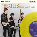 "THE BEATLES CRYING WAITING HOPING EP 7"" YELLOW Vinyl LTD KITTY27EP004-yellow"