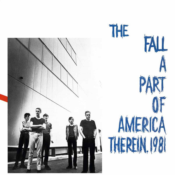 The Fall ‎– A Part Of America Therein, 1981 vinyl lp LETV488LP